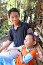 Dewa Rai and son